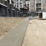 Pan D - Exterior Sidewalks